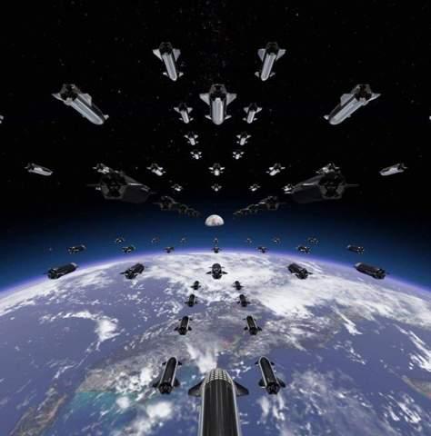 Sollte die Menschheit den Weltraum besiedeln?
