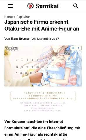 Sollte es erlaubt sein , eine Anime Figur zu heiraten, und in den Familienstammbaum eintragen zu lassen ?