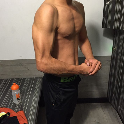 Bizeps - (Sport, Fitness, Muskeln)