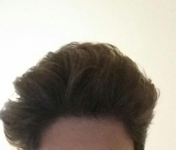 Haare wie schwarzen ich braun wieder meine bekomme Schwarze haare