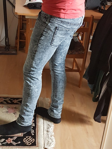 Jeans - (Jungs, Mode, Kleidung)
