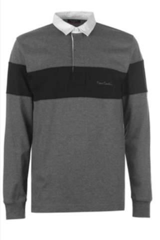 Sollte man das Sweatshirt/Poloshirt wie auf dem Bild tragen?
