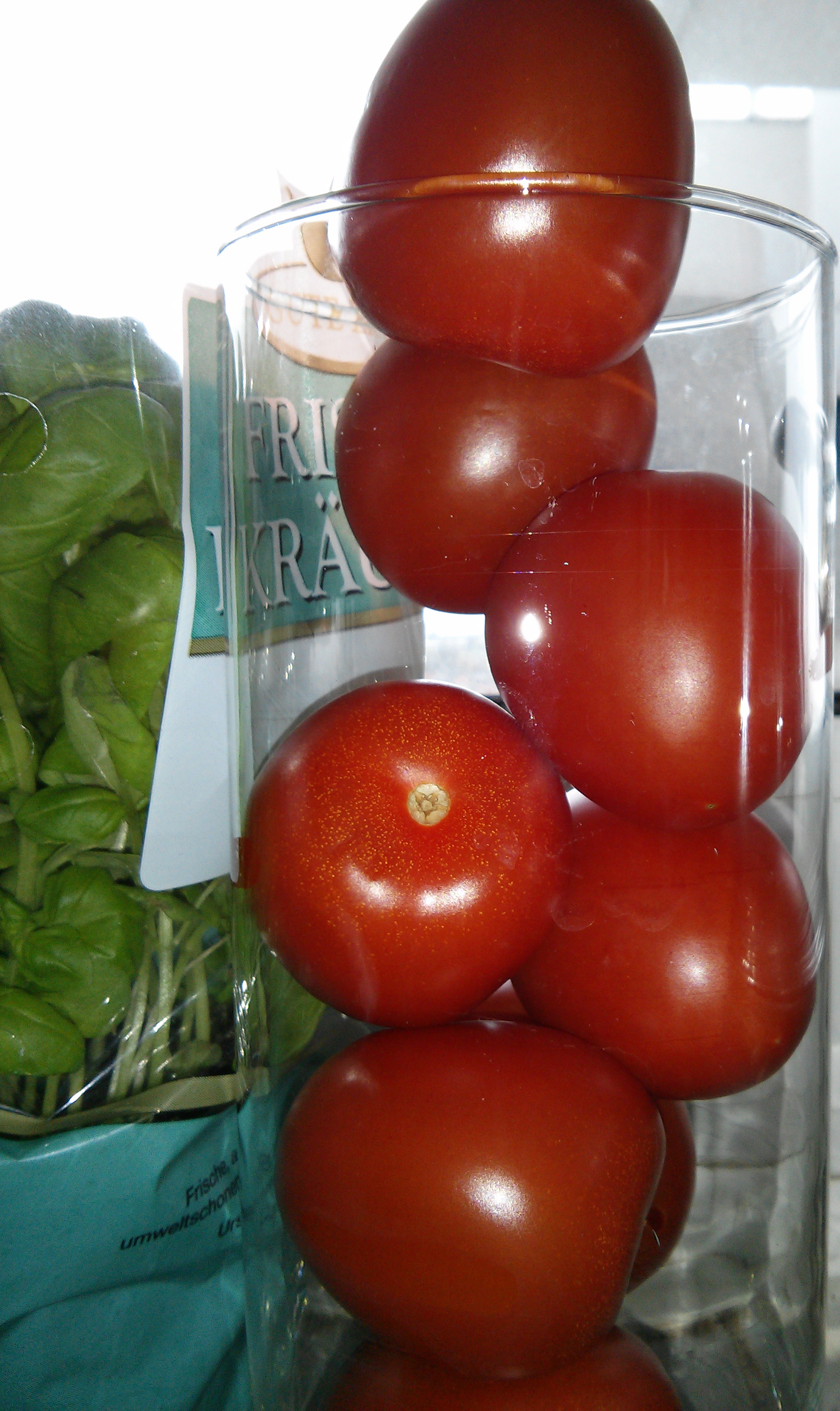 Sollte man Tomaten lieber im Kühlschrank lagern oder so