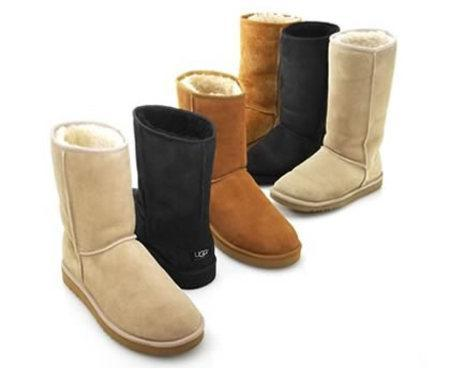 - (Schuhe, Stiefel, ugg boots)