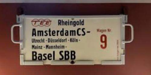 Sollten Zugläufe wieder Namen haben?