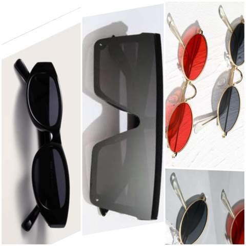 Sonnbrillen in Geschäft kaufen?
