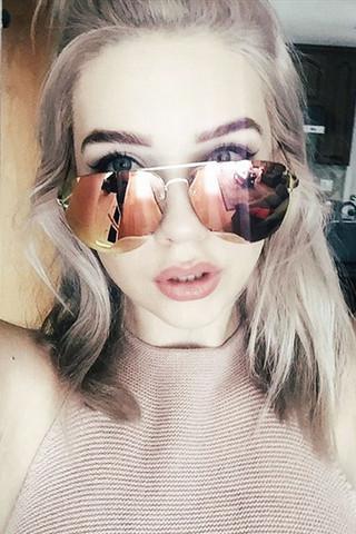 Brille 1 - (Brille, Sonnenbrille)