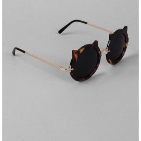 Sonnenbrille mit Katzenohren von Pinterest  - (Katze, Sonnenbrille)