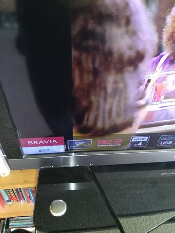 Sony Bravia Einblendung?