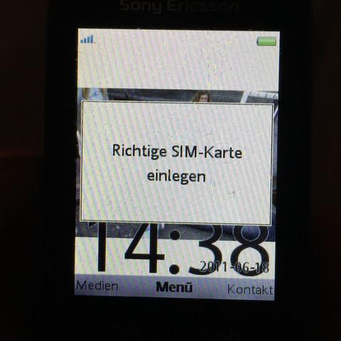 *Richtige SIM-Karte einlegen - (Handy, iPhone, Sony)