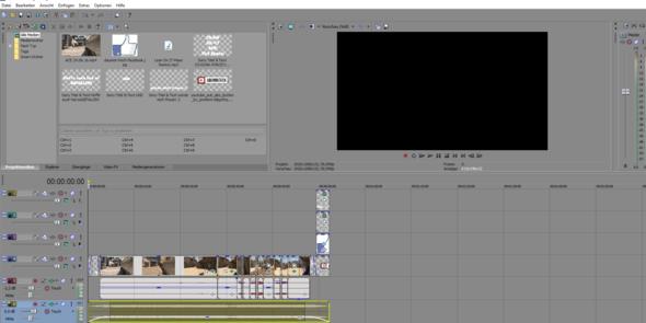 Mein Schnitt - (Youtube, Videobearbeitung, Sony Vegas)