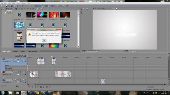 screen - (Computer, Programm, Videobearbeitung)