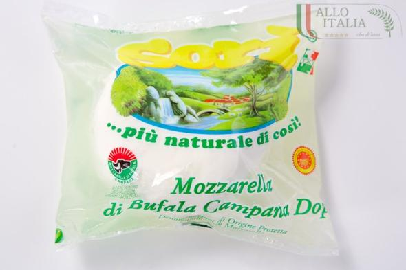 Sori Mozzarella Di Bufala Campana Dop  - (Lebensmittel, Milchprodukte, Mozzarella)