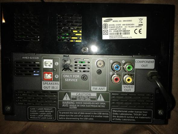 Soundanlage - (PS3, Fernseher, Kabel)