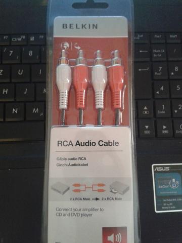 Kabel 2 - (PS3, Fernseher, Kabel)