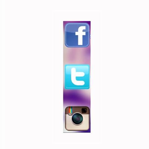So ohne Rand hätte ich es gern :/  - (Logo, soziale-Netzwerke)