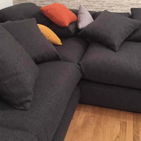 Spalt Couch: Hat jemand Tipps was man da machen kann?