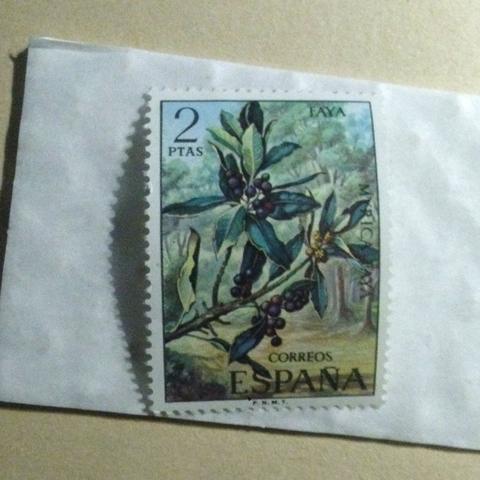 Spanische Briefmarken