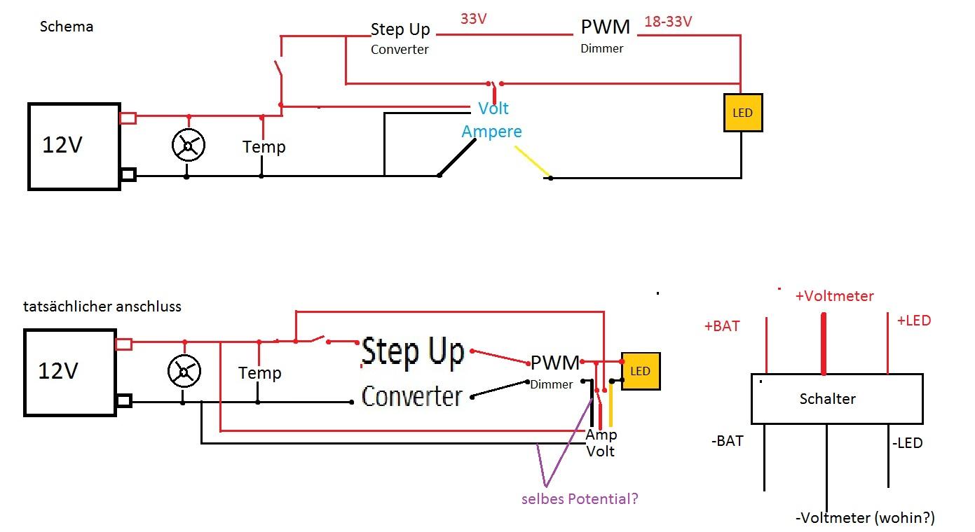 Spannungsmessung taschenlampe wie anschlieen technik spannungsmessung taschenlampe wie anschlieen technik elektronik led parisarafo Choice Image