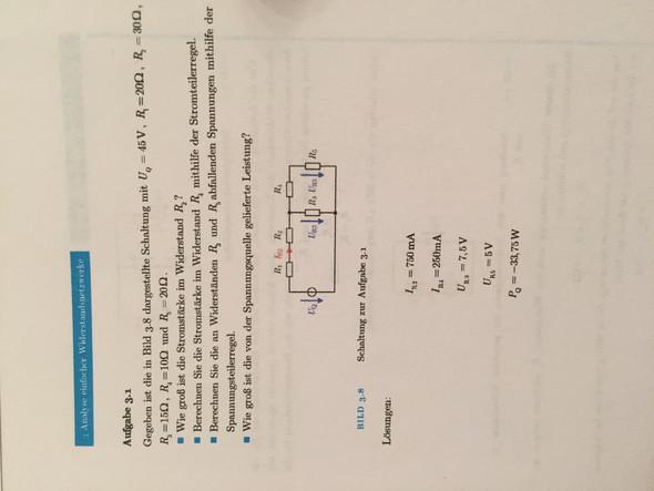 Beispiel - (Physik, Elektrotechnik)