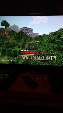 Spawnen Bei Minecraft Wii U Edition Riesen Häuser Nintendo - Minecraft hauser kopieren