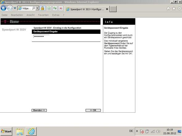 Schritt 1 - (Minecraft, Server, Telekom)