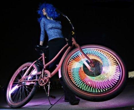 fahrrad speichen led erlaubt