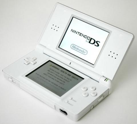 Nintendo DS Lite - (Nintendo-ds, Speicherkarte, modul)