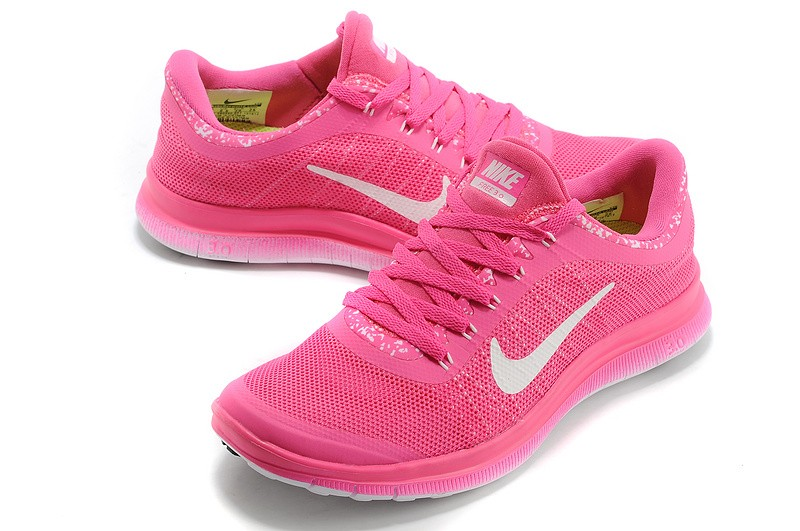 nike free 3.0 weiss rosa