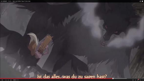 Diesen Wolf meine ich :D - (Anime, Manga, Comic)