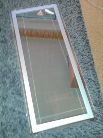 spiegel an schrank anbringen hilfe ben tigt wohnung einrichtung renovierung. Black Bedroom Furniture Sets. Home Design Ideas