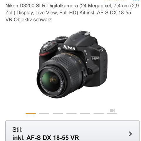 Bild 1 - (Sony, Canon, Nikon)