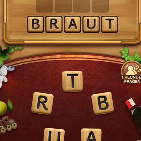 Braut, bart, raub schon gefunden - (Spiele, App, Wort)