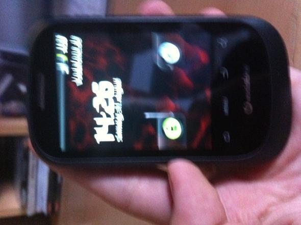 Von vorne - (Handy, Spiele, Smartphone)