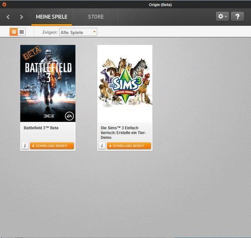 Originbibliothek  - (PC, Sims, Origin)