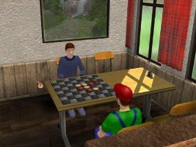 Hier zu sehen, ist aus einem alten PC-Spiel - (PC-Spiele, Brettspiel)