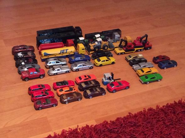 Spielzeugautos Wert schätzen?