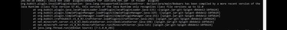 Spigot 1.8.8 Plugin startet nicht?