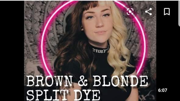 Split Hair, wie findet ihr das so?