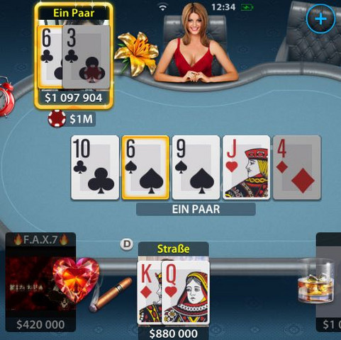 Mexican holdem