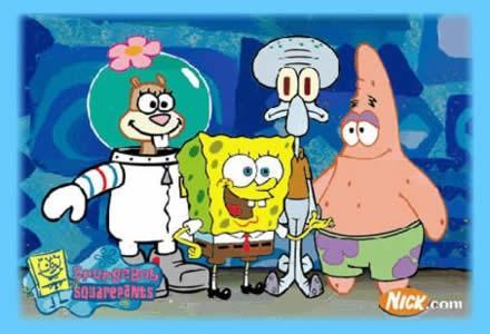 Spongebob und seine Freunde - (TV, Sendung)