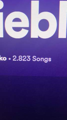 Spotify synchronisieren?