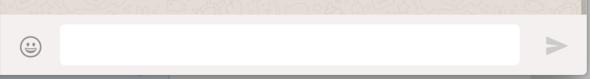 Safari hier fehlt der Aufnahme-Button - (WhatsApp, Sprachnachricht, WhatsApp Web)