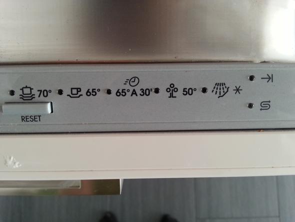 Spülmaschine Bedeutung Symbole? (Technik, Haushalt) ~ Geschirrspülmaschine Probleme