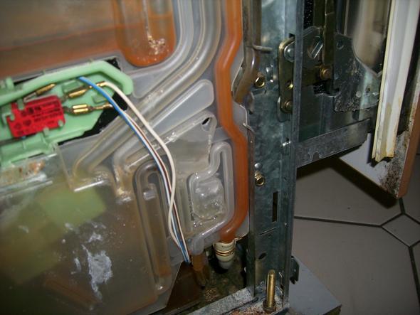 Spulmaschine Siemens Lady Ist Defekt Reparieren Spuelmaschine