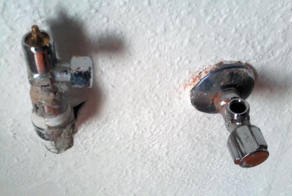 Spulmaschine Und Kuchenarmatur Anschliessen Haus Kuche Anschluss