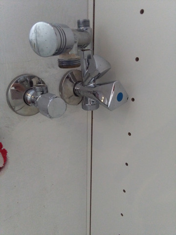 Wasserhahn Verteiler - (Waschmaschine, Spuelmaschine, Sanitär)