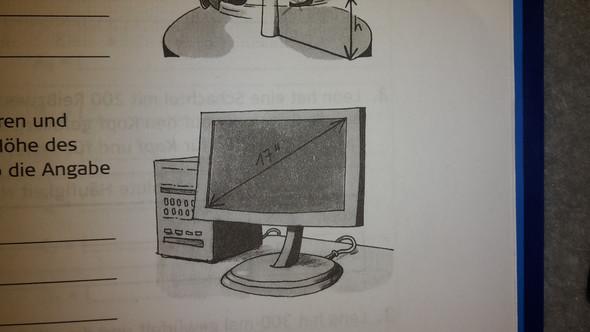 Bild - (Rechnung, Satz des Pythagoras)
