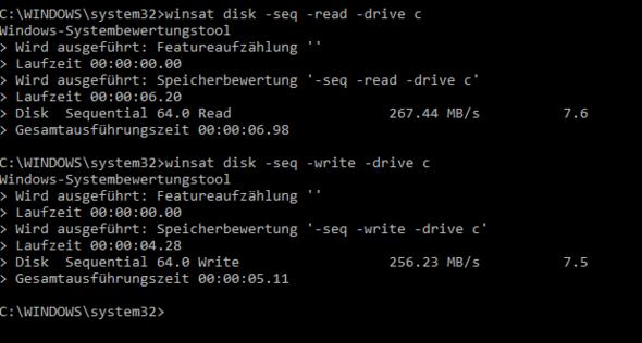 ssd speedtest - (Computer, PC, Hardware)