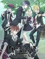 Staffel 3 Bei Diabolik Lovers Anime